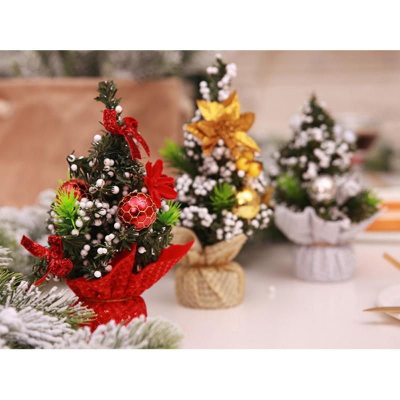 Großhandel Weihnachten Bunte Non Woven Simulation Baum Kinder ...