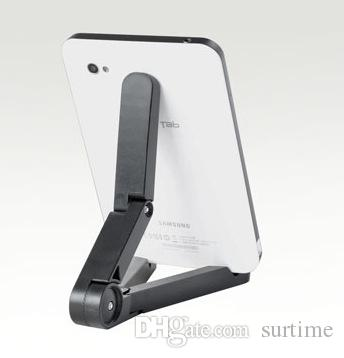 Portable Fold-up Stand Holder Bracket for Apple iPad Mini Tablet Universal Portable Fold-up Stand