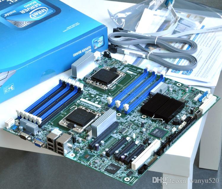Intel S5500HCV Server Board Drivers