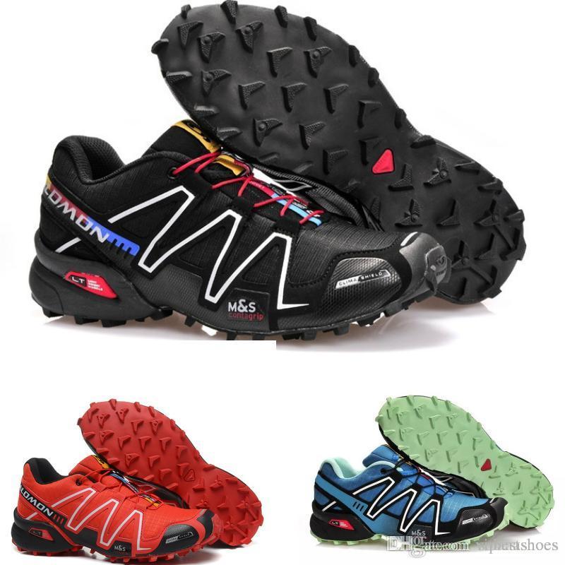 26531fbc Nike Air Max Designer Sventa Caliente Del Reino Unido Solomons Speedcross 3  Cs Trail Zapatos Para Correr Mujeres Zapatillas Ligeras Azul Marino Solomon  3 ...