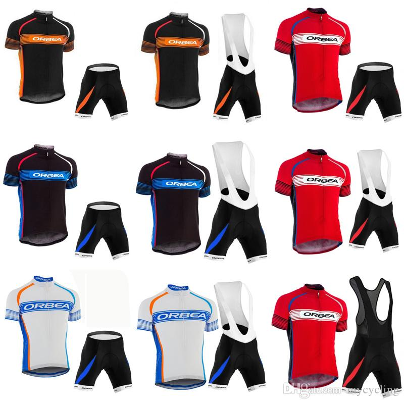 New Ropa Ciclismo 2018 ORBEA Pro Cycling Jersey Road Bike Wear Bicycle  Clothes Maillot Ciclismo Men Cycling Clothing Suits D0405 Orbea Cycling  Jersey Set ... d7f38ab85
