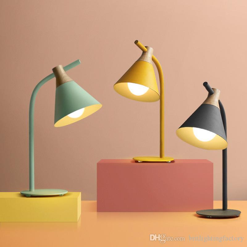 Acheter Conception Originale Personnalite Led Lampe De Bureau