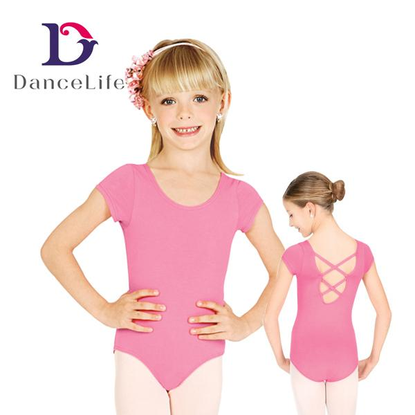 b1354b6a6 Child New Ballet Leotard with Crisscrossover Back C2041 Wholesale ...