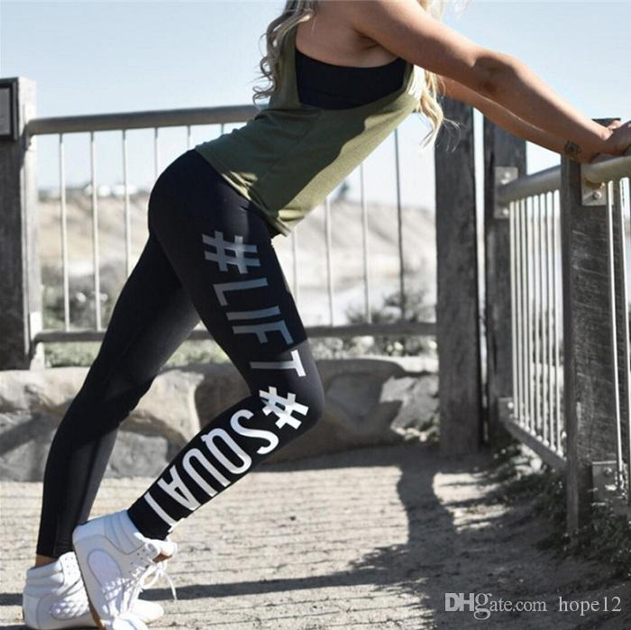 mulheres esporte legging yoga calças senhoras sexy quadris push up leggings respirável calças justas de impressão roupas esportivas preto cinza rosa 4 olor