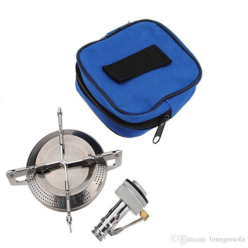 Outdoor Gear Hiking Camping Kitchen Supplies Out Life Portable Gas Burner Mini Head Disc Furnace Head 18 72lx bb