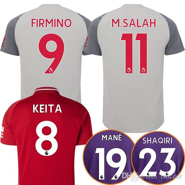 Maillot THIRD Liverpool Mohamed Salah