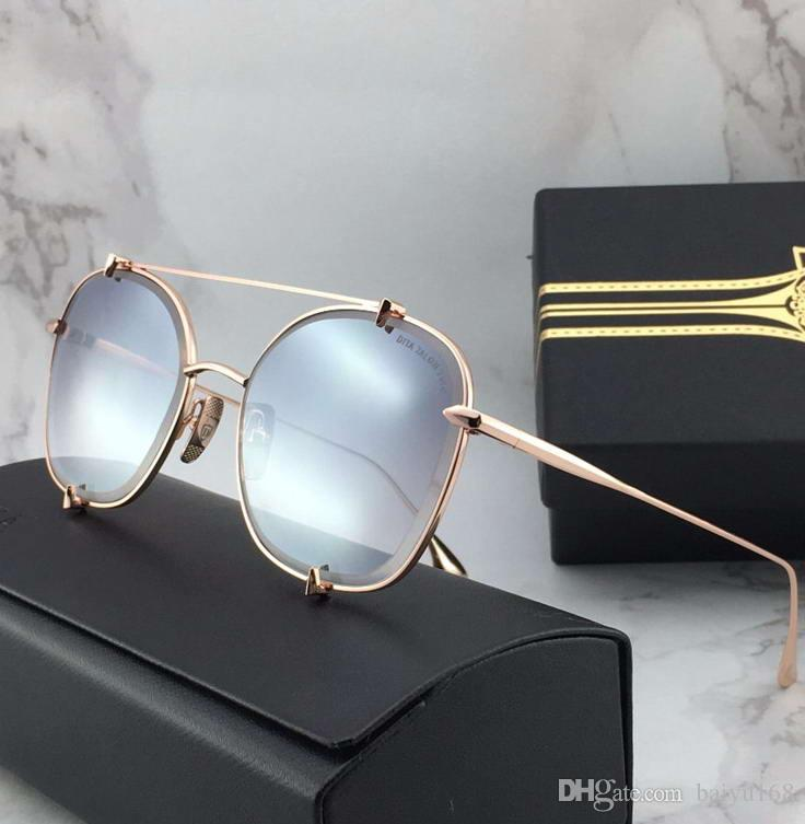 fbd26d601 Rose Gold Pilot Sunglasses Grey Silver Mirror Lens Sonnenbrille Unisex  Luxury Designer Sunglasses Glasses Shades New With Box Glasses Online  Polarized ...