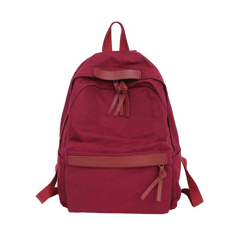 1124730298 MASEPHILI High Quality Women Canvas Backpack Teenage Girls Leisure Backpack  Bag Vintage Stylish Female School Bookbag Mochilas Herschel Backpacks Best  ...