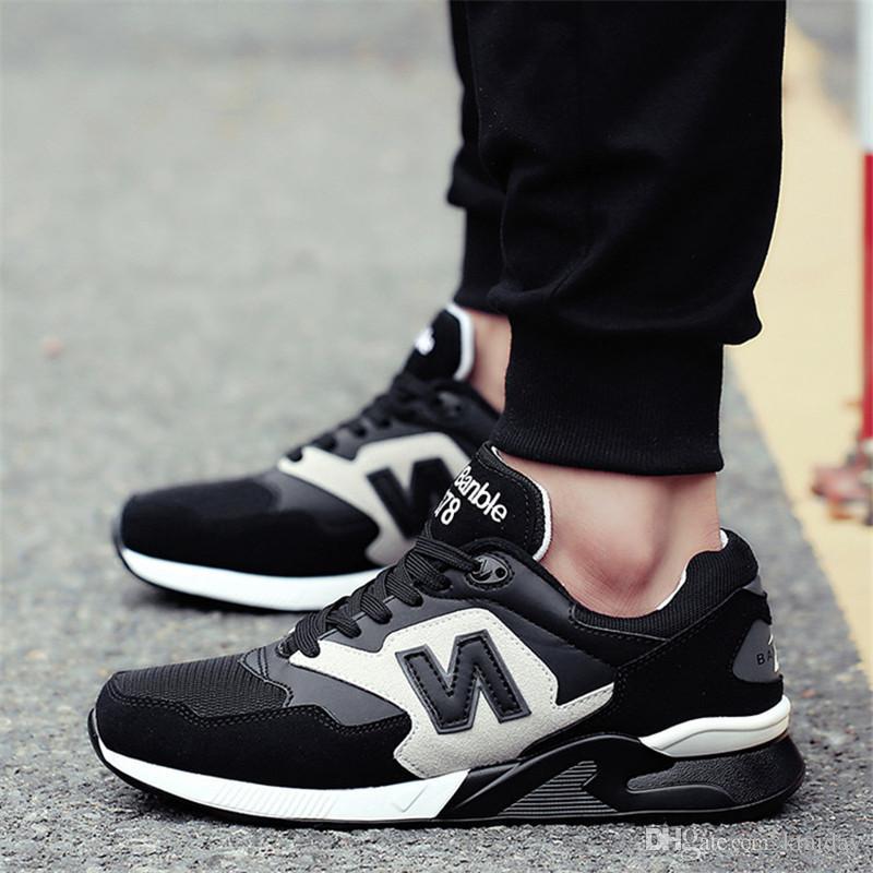 a56b5191feec New Spring Autumn Mesh Men Casual Shoe High Quality Korean Low Tide ...