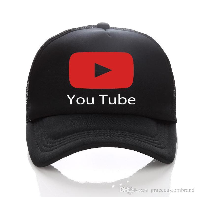 Reyou Trucker Cap Summer Mesh Sun Caps Red You Visors Baseball Hats Family Children Caps Adjust Men Hat Baseball Caps For Men Mesh Hats