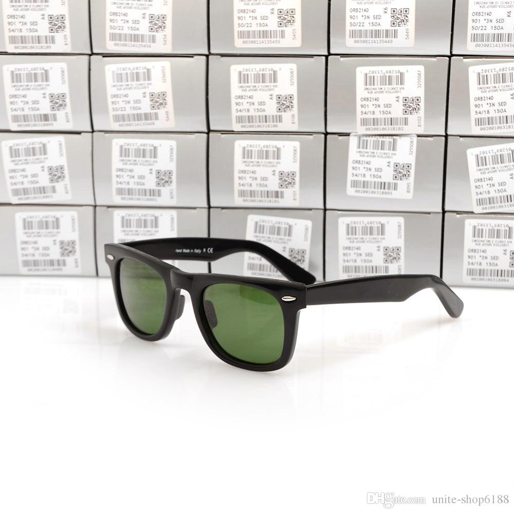d60644c86f9 High Quality Plank Sunglasses Black Frame Green Lens Sun Glasses Metal  Hinge Sunglasses Men S Sunglasses Womens Glasses Unisex Sun Glasses Round  Glasses ...