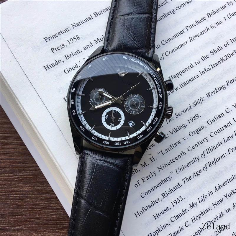 36b4b2ad20a Compre Genebra Relógio De Aço Inoxidável Marca De Luxo Dos Homens James Bond  300 Mestre 41mm Relógio De Pulso De Quartzo Relógios De Esportes Mens Watch  ...