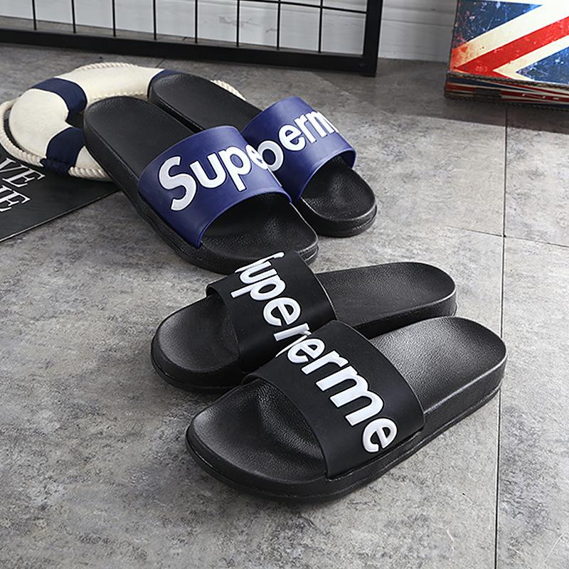 68294eb436c Fashion Animal Slippers Sup Slides Mens Flip Flops Summer Fashion 2018 High  Quality 2018 Luxury Slippers Flip Flops Slippers Online with  33.01 Piece  on ...