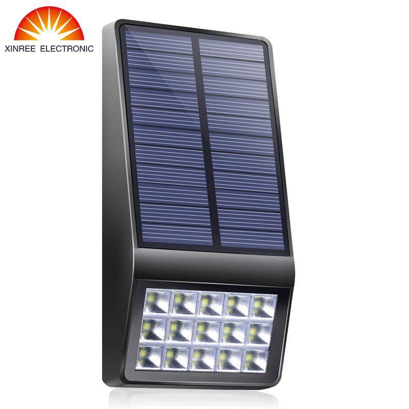 Xinree Garden Solar Light Luz Solar Led Para Exterior Led Light