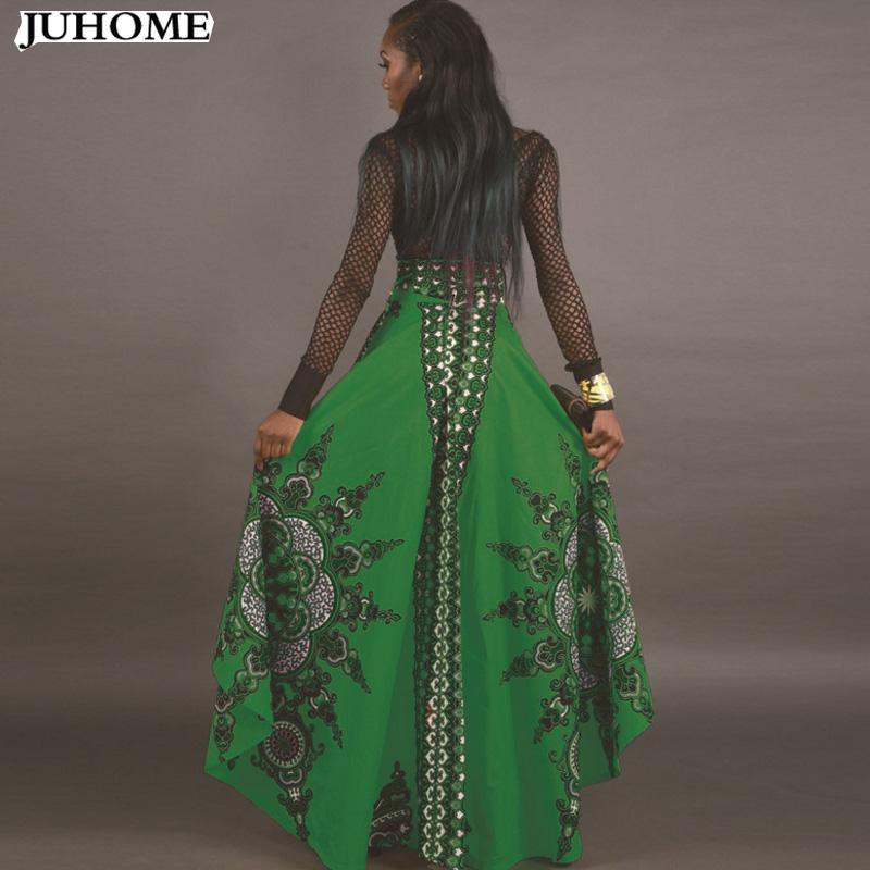 2018 India Style Irregular Sexy Beach High Waist Long Skirts 2018 Autumn Winter Ladies Vintage Plus Size Maxi Skirt For Woman Ethnic From Ppkk