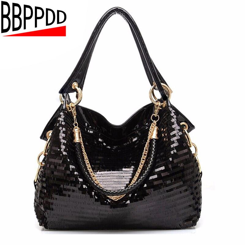 99c1aa9cd6c BBPPDD Leather Women Tote Bag Shoulder Bags Large Solid Big Handbag Large  Capacity Top Handle Bags Herald Fashion Black Y1892608 White Handbags  Wholesale ...