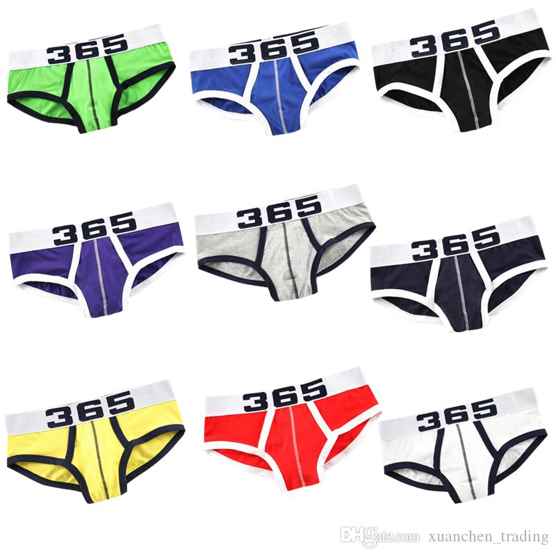 ff6375d2e 2019 Sexy Men Underwear U Convex Pouch Slip Cueca Male Panties Mens Gay  Cotton Briefs Men S Underpants Man Brand Men Shorts From Xuanchen trading