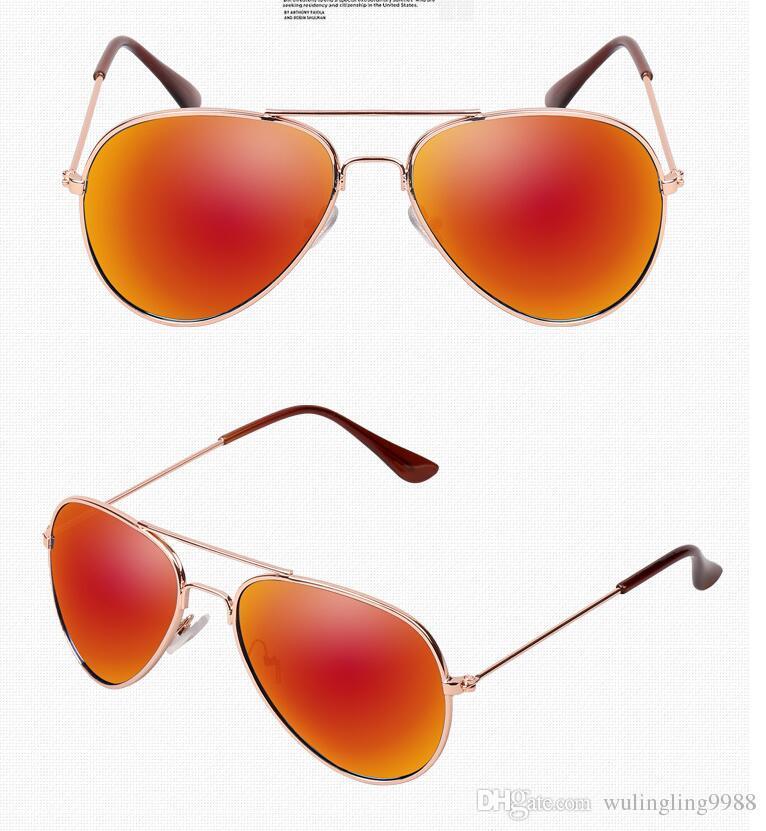디자인 어린이 소녀 소년 선글라스 키즈 비치 용품 UV 보호 안경 아기 패션 선글라스 안경 25 쌍