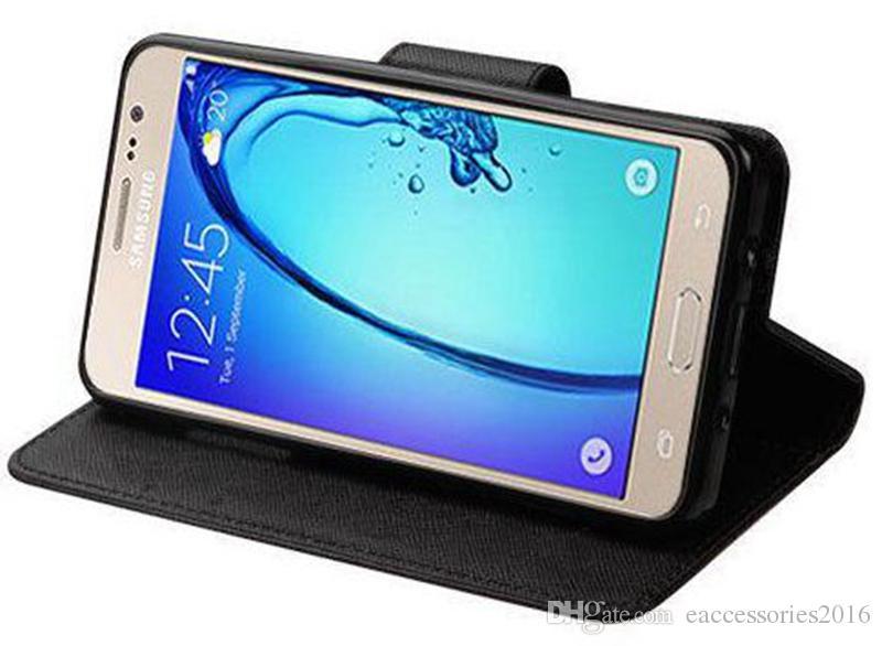 BoostMobile Hot Model pour LG Tribute Dynasty SP200 X Chargeur Power 2 Stylus 3 Plus K4 2017 Proetcive Portefeuilles Cardslot Case ZTE Tempo X N9137