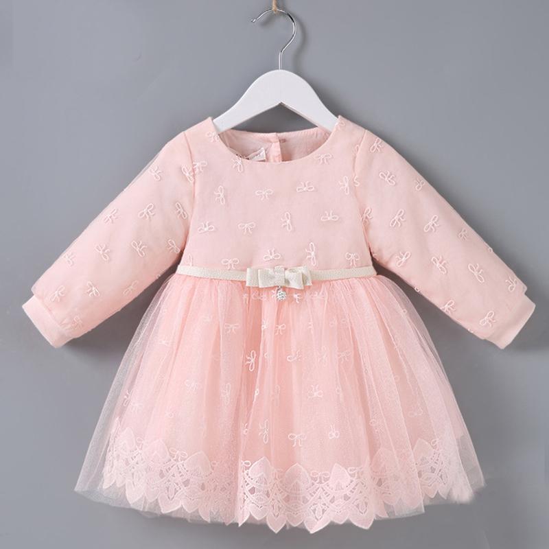 Baby Floral Großhandel Ballkleid Taufe Neugeborene Für Kleider ulF1TJc35K