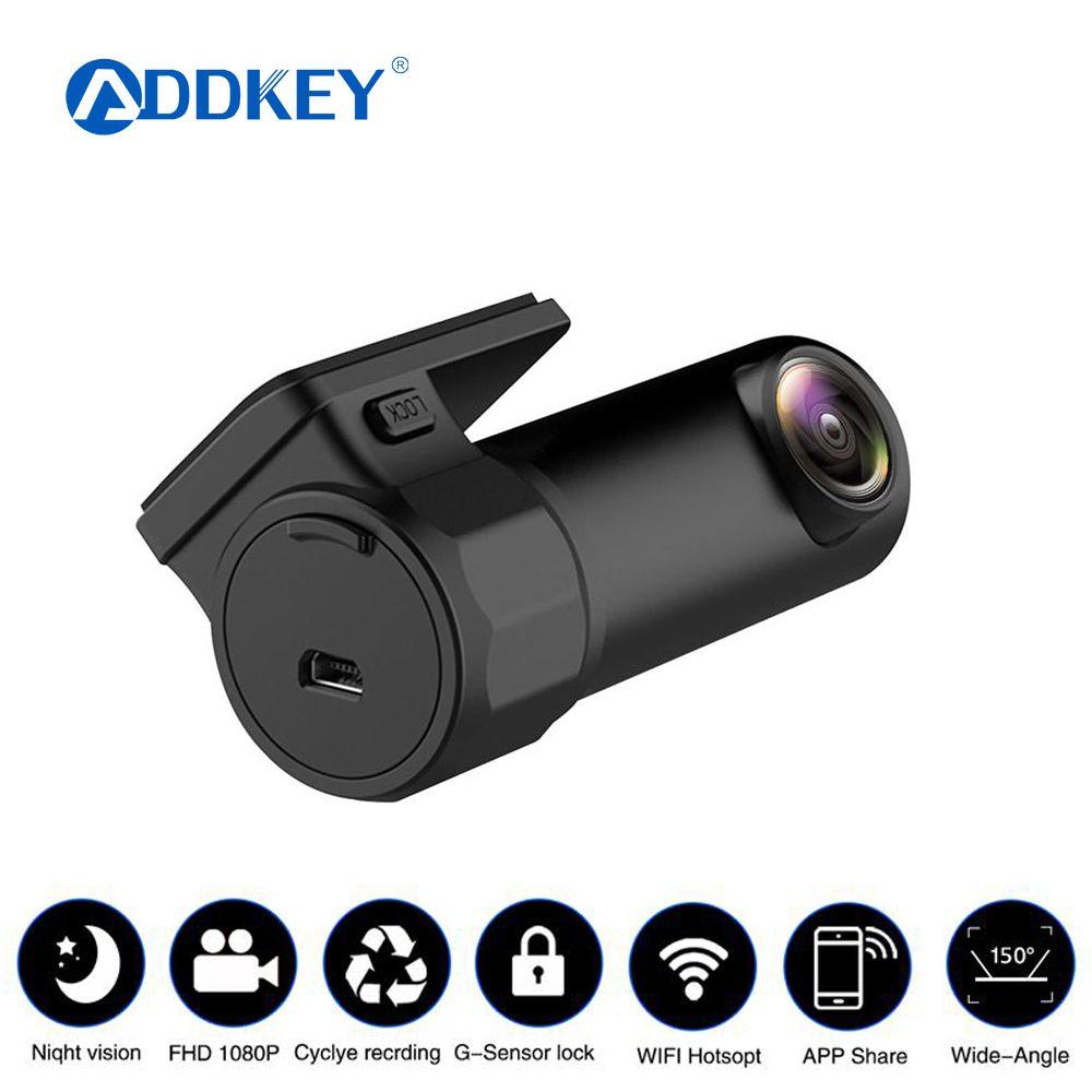 D079 Mini WIFI Car DVR Camera Dashcam Video Recorder Digital Registrar  Camcorder APP Monitor Wireless DVRs video recorder