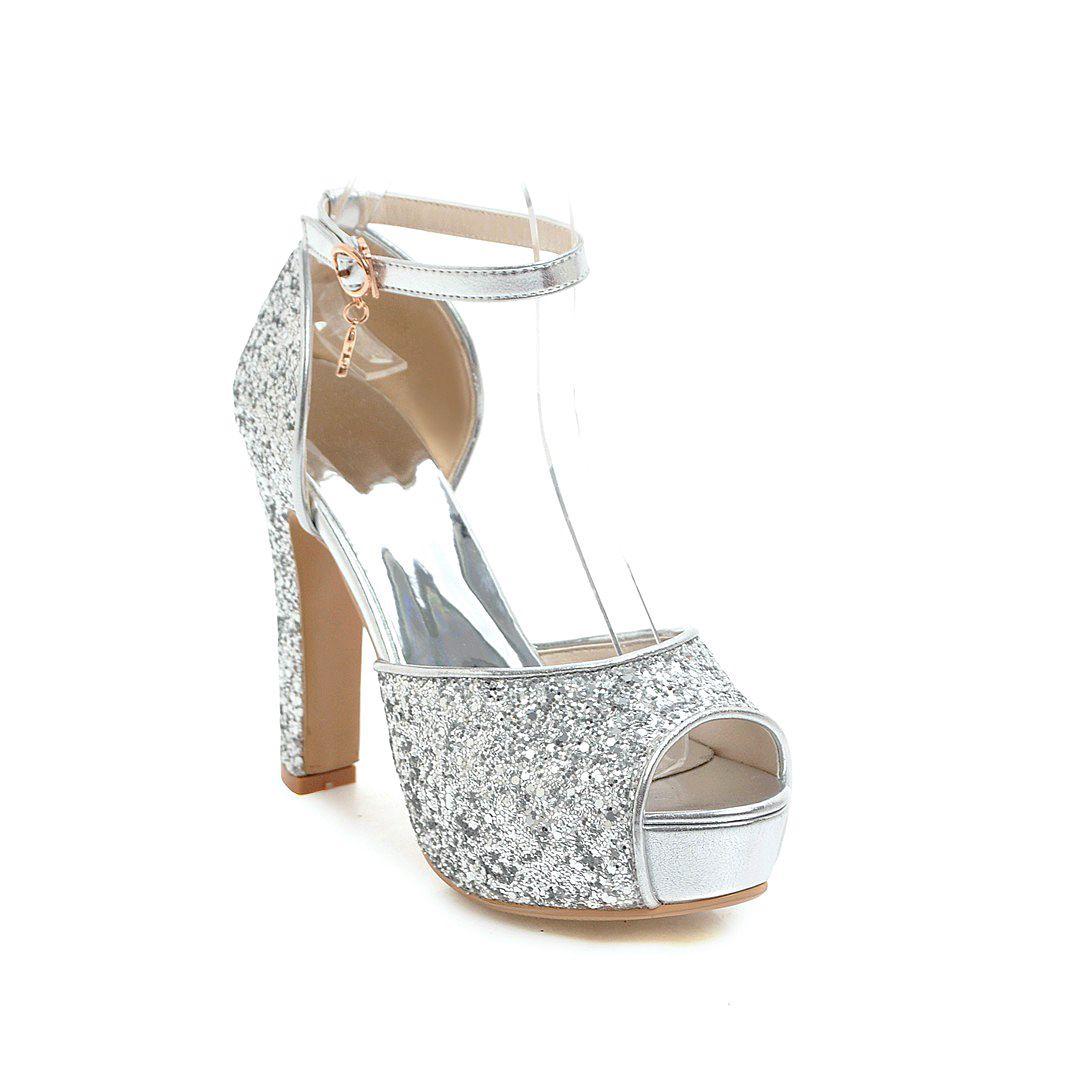 2961f253de17c6 Acheter Femmes Chaussures Boucle Sangle Sangle Talons