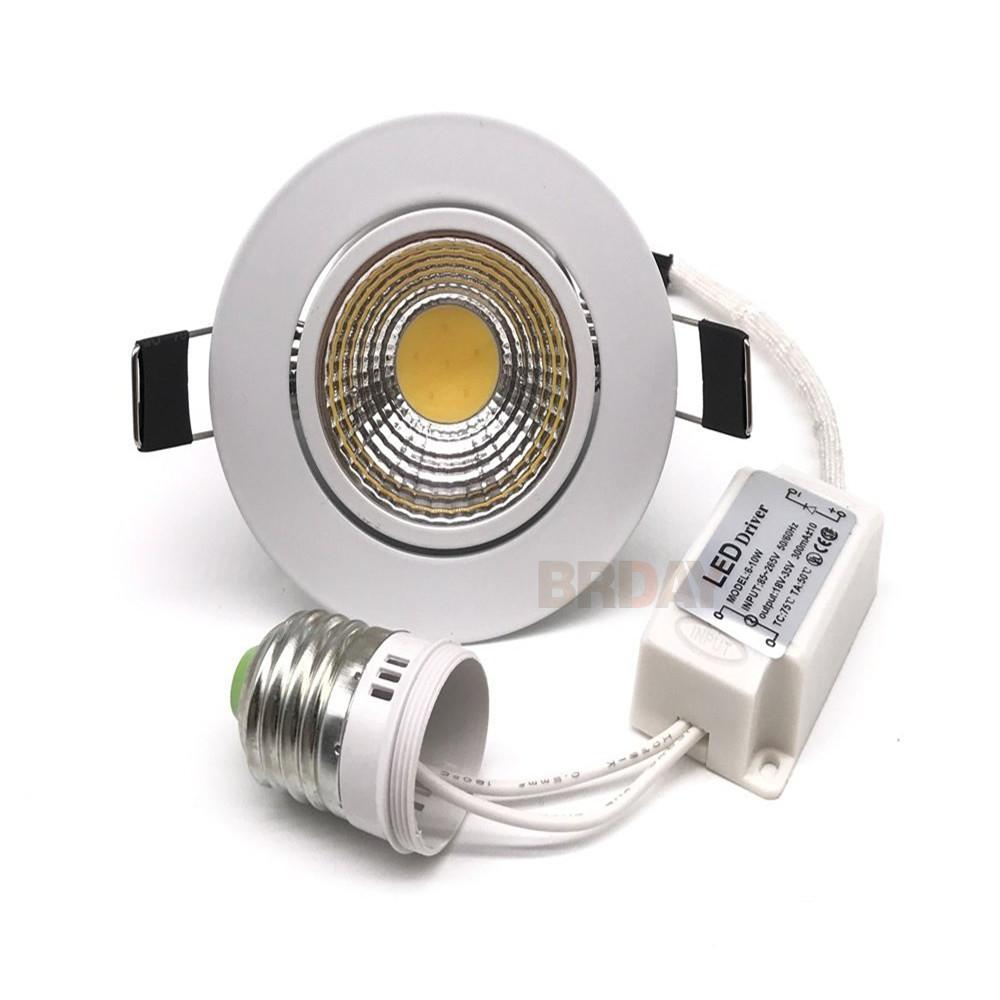 Dimmable recessed led downlight cob ceiling spot light 5w 7w 9w 12w dimmable recessed led downlight cob ceiling spot light 5w 7w 9w 12w led retrofit lighting fixture ceiling lamp indoor lighting ip65 led downlight low aloadofball Gallery