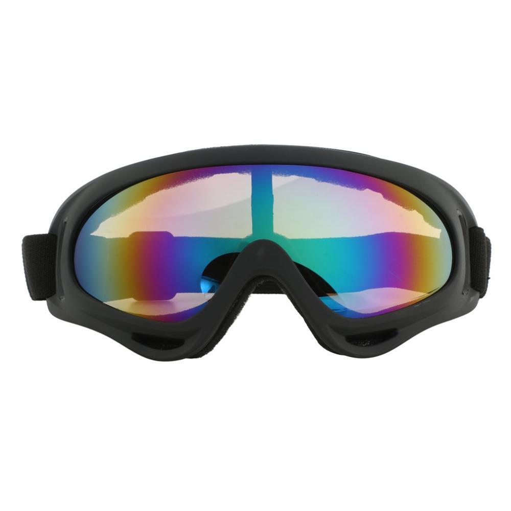 aede61c4fe Gafas Protectoras De Ciclismo Al Aire Libre Bendable Deportes A Prueba De  Viento Gafas De Esquí Gafas De Esquí A Prueba De Niebla Con Diadema  Elástica es ...