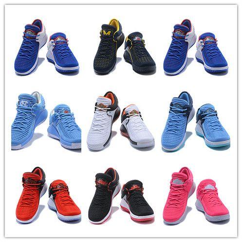 2019 2018 New Jd 32 Low Gatorade Scarpe Da Basket Uomo Vietato 32s XXX2  Triple Nero Mens Sneakers Sportive Con Scatola Taglia 40 46 From Training8 946cfcf2d375