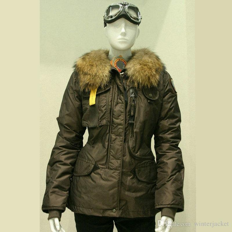 parajumpers BOMBER MARRONE