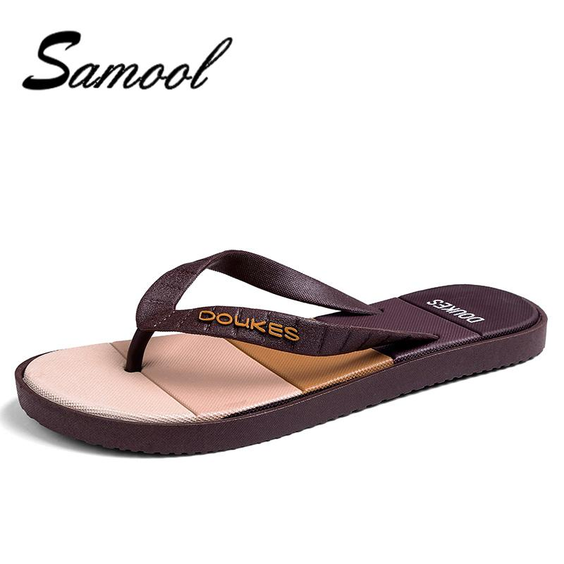 3e03fec2d20c31 NEW Men s Summer Lovers Flip Flops EVA Comfortable Beach Shoes Casual Slippers  Flip Flop Homme Male Flats Slippers Size Ox5 Sandal Ladies Shoes From  Bking