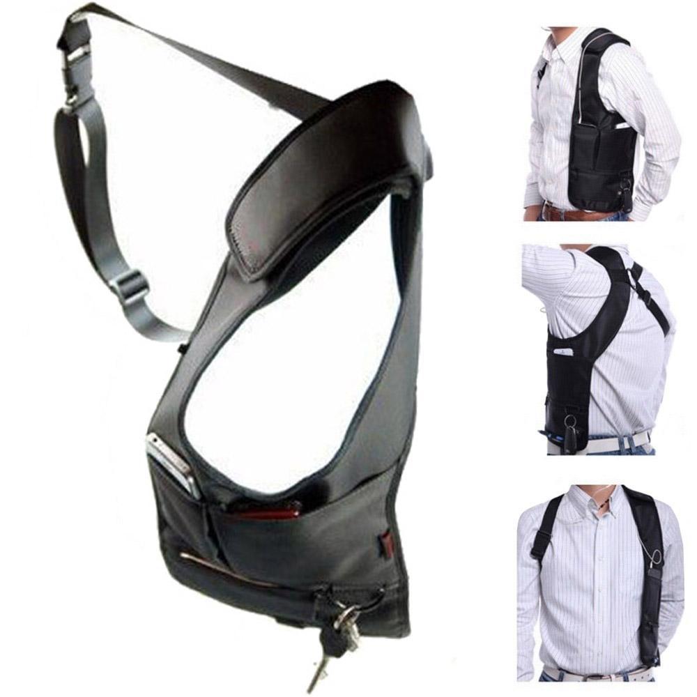 New men storage bag travel anti theft hidden shoulder armpits jpg 1000x1000  Hidden travel shoulder bags d32d368ce55ef