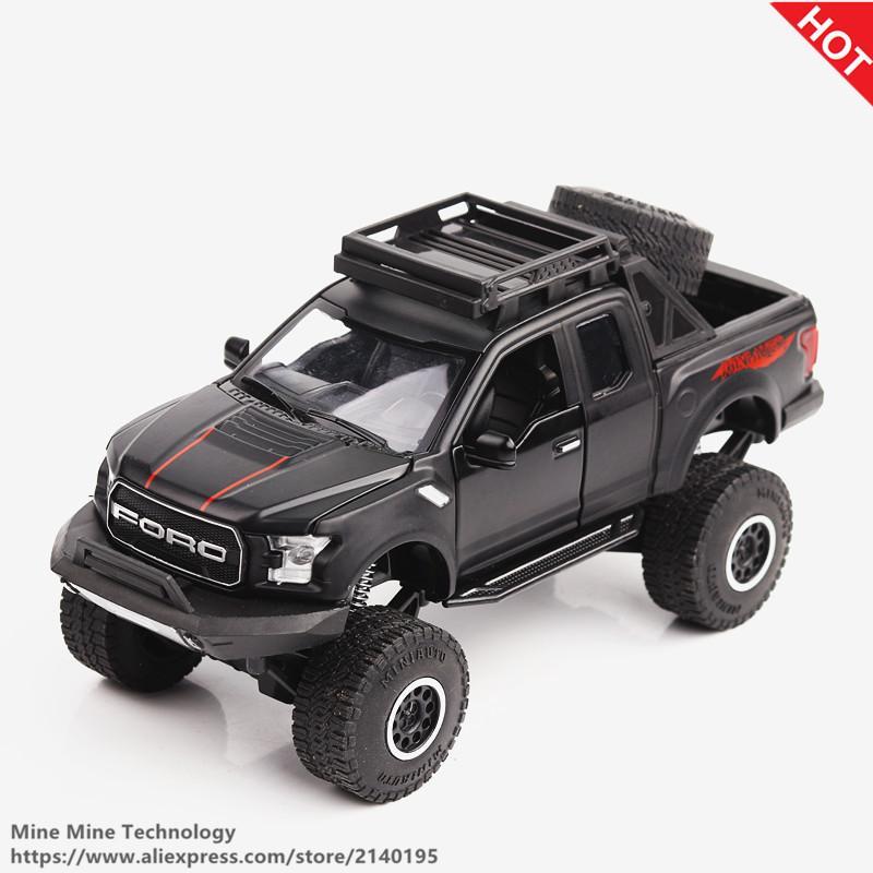 Acheter Mini Auto 132 Jouets Pour Enfants Ford Raptor Grand Pied