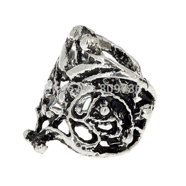 New Fashion Punk Vintage Hollow out Engraving Ladie Ear Cuff Clip Earrings Hot Sale Bulk Drop