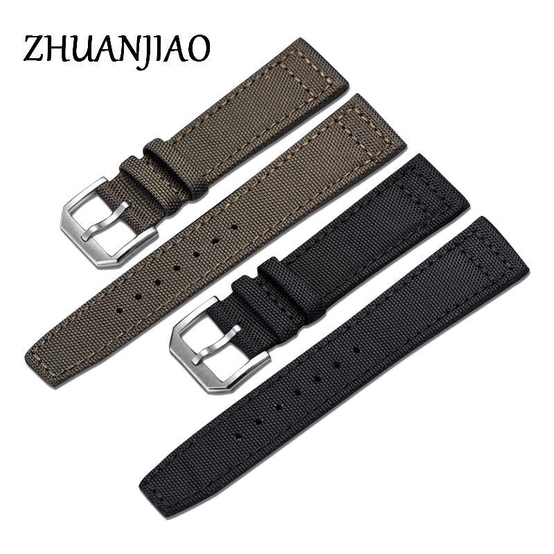 Watches, Parts & Accessories Jewelry & Watches Canvas Watch Band