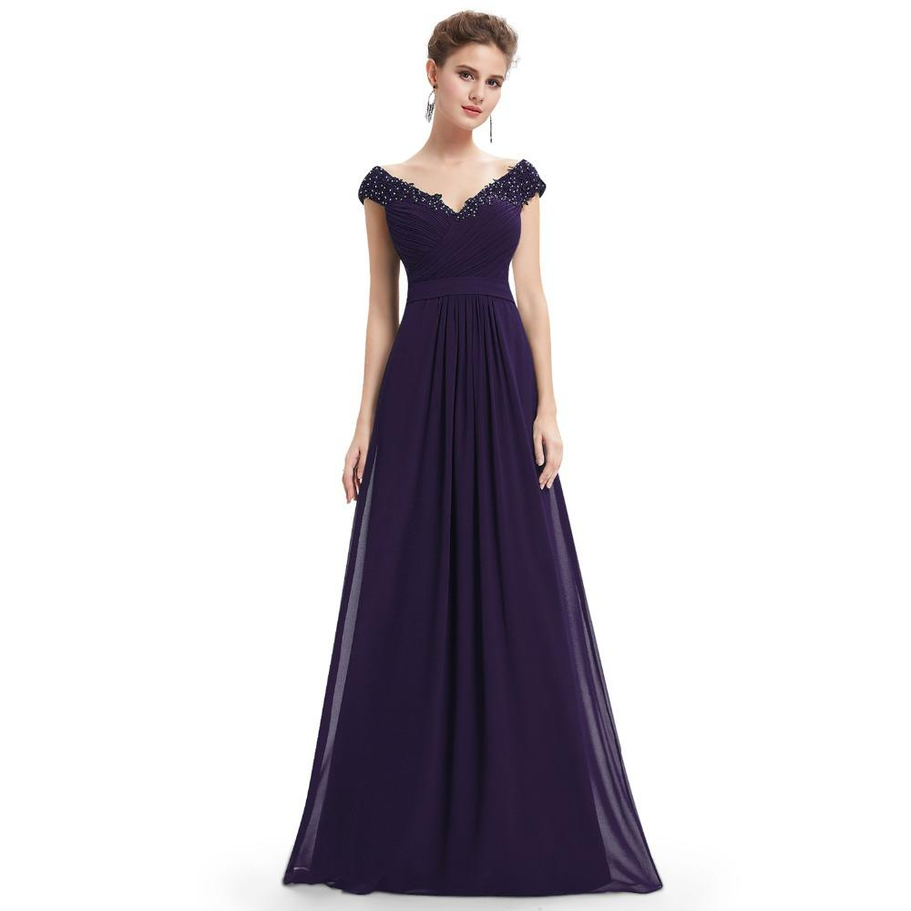 2018 New Women Bridesmaid Dresses Elegant V Neck Chiffon Sexy Backless Sexy Long  Wedding Party Bridesmaid Dresses UK 2019 From Perfectday2015 0ce7f758a84c