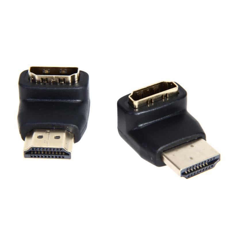 1080P HDMI adapter Set HDMI Female to Mini micro HDMI Male Extension Adapter Converter For 3D TV LCD HDTV