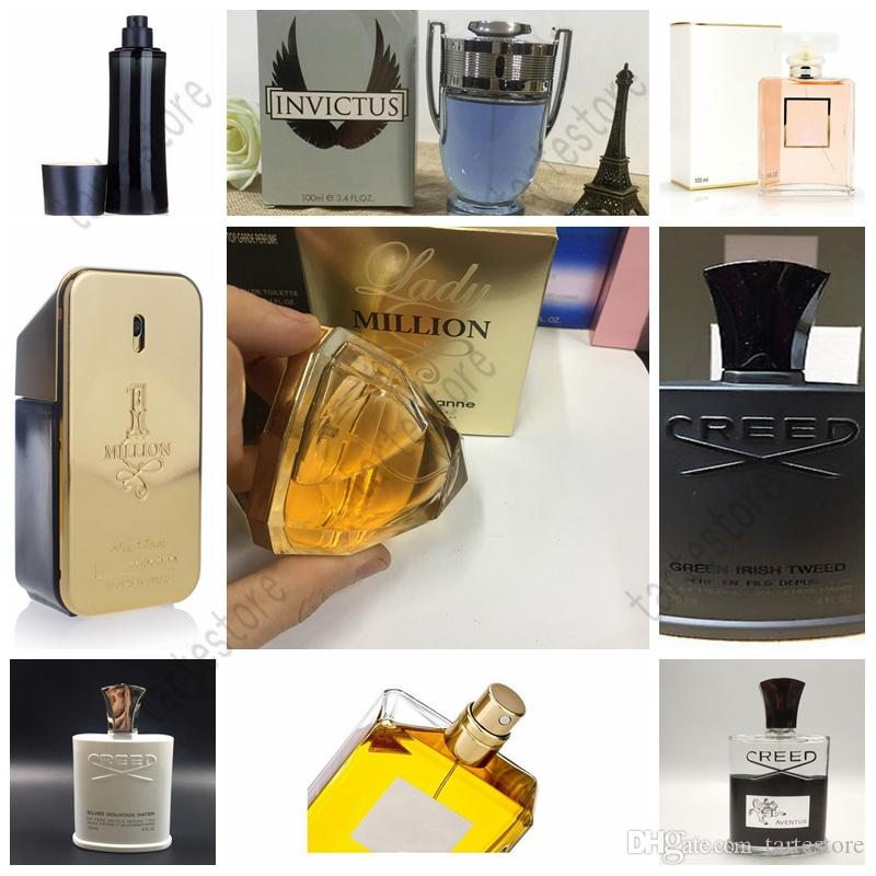 Perfume 8 Edition Natural Fragrance for Men Women Cologne Long-lasting Time  and Good Quality In Stock Free Shipping