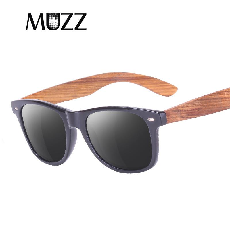 MUZZ Sunglasses 2018 Polarized Zebra Wood Glasses Hand Made Vintage Wooden  Frame Male Driving Sun Glasses Shades Gafas Serengeti Sunglasses Sun Glasses  From ... 141474fb0e