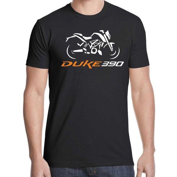 0a94dc71897b Großhandel Fahrrad Ktm Duke 390 T Shirt Motorrad Moto T Shirt Herren  Rundhals Baumwolle Mode Coole Tops Baumwolle T Shirts Von Withouttt,  30.46  Auf De.
