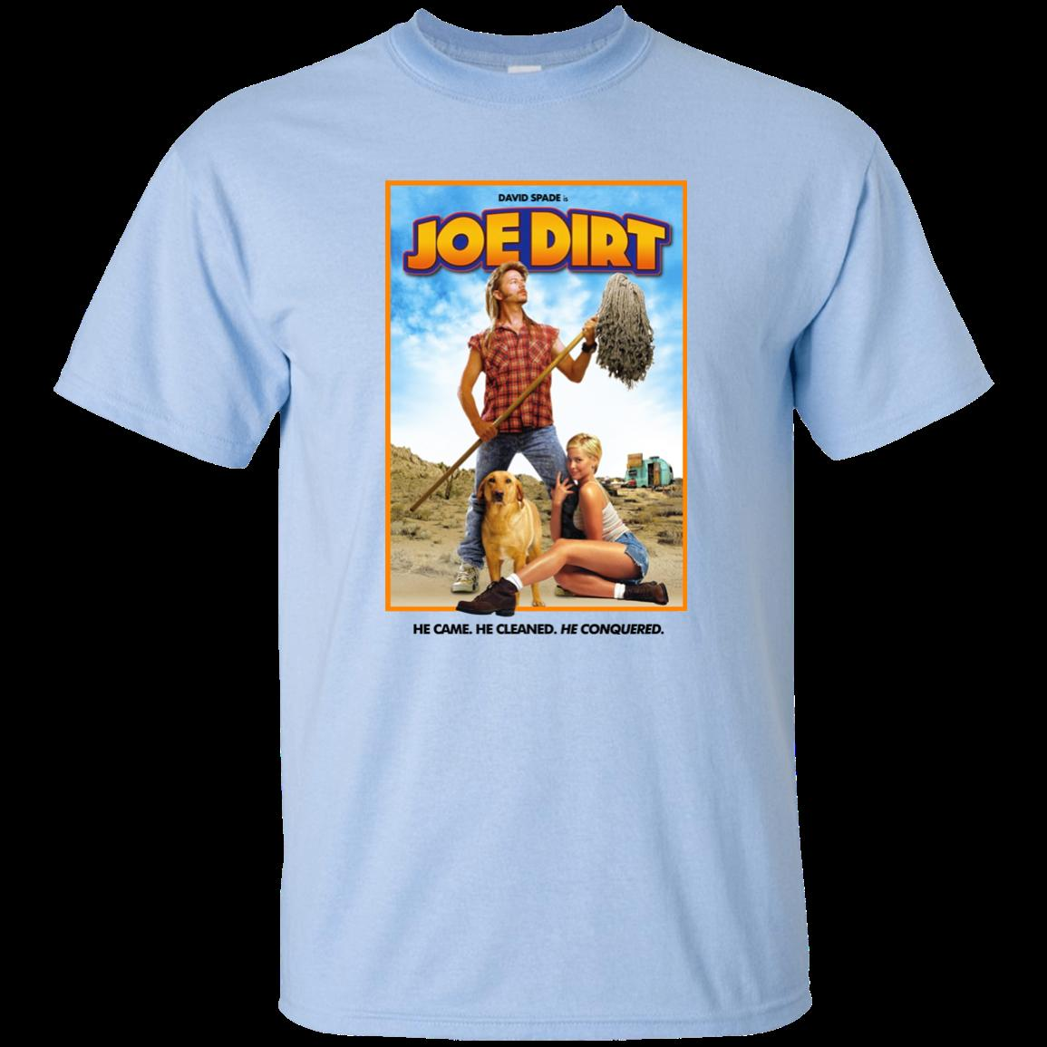 ff8a468d Joe Dirt, David Spade, Comedy, Janitor, Custodian, SNL, Funny, Movie, Cool  Casual Pride T Shirt Men Unisex New Discounted T Shirts Tee Shirt Of The  Day From ...