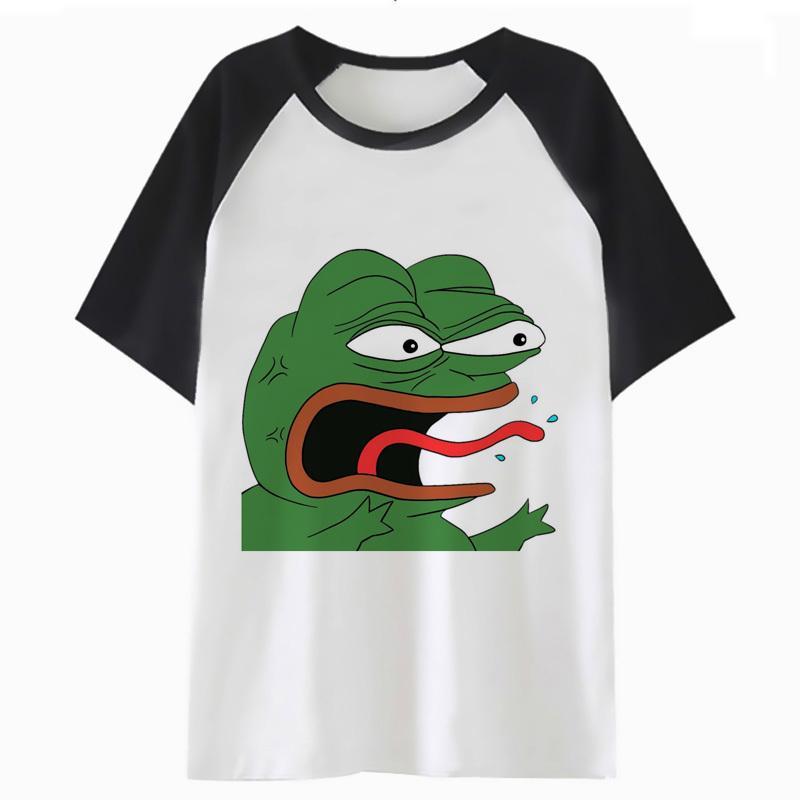 a43b07bc88 ... pepe frog t shirt tee men tshirt funny hop streetwear for clothing ...