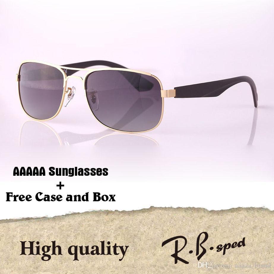 Großhandel Hohe Qualität Marke Designer Polarisierte Sonnenbrille ...