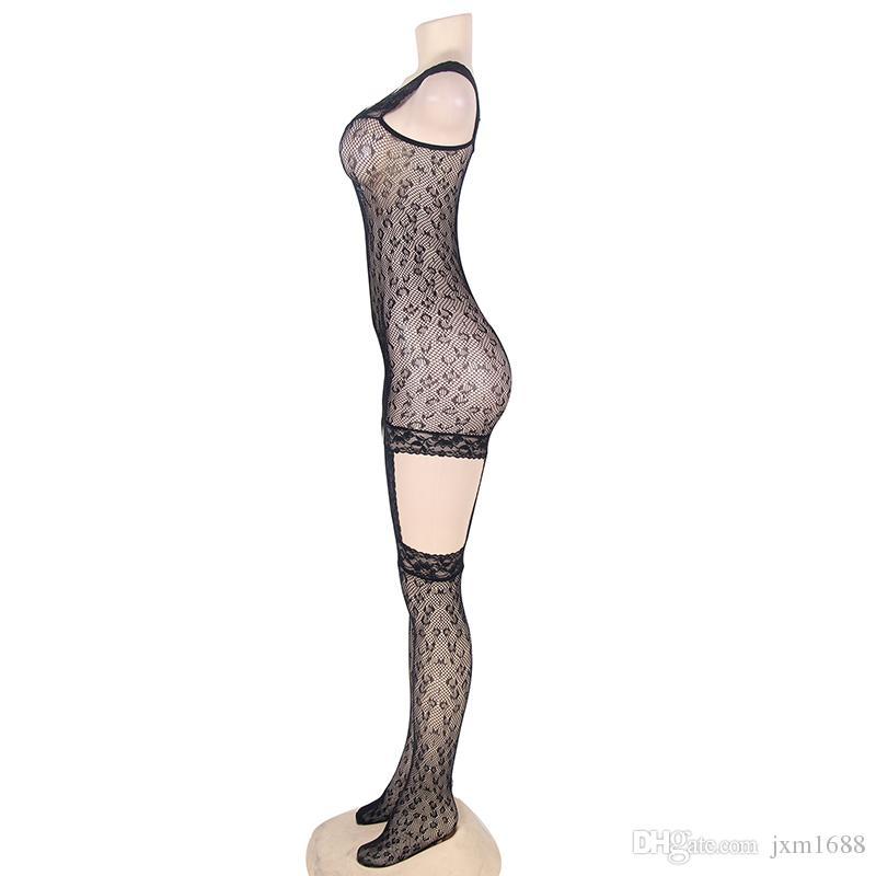 2017 جديد XL كبير كبير الجنس جنسي الملابس الداخلية ومثير الدانتيل الشفاف حمالة الجوارب اللباس العاطفة والإغراء