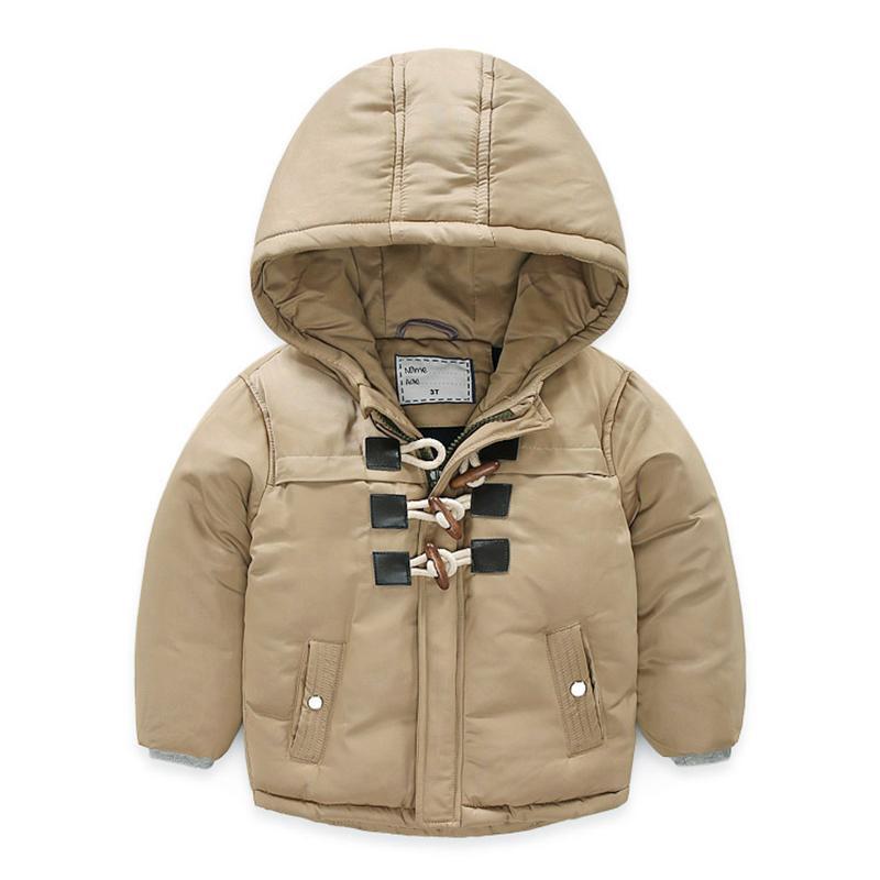 46706701f Baby Boys Winter Coats Dark Blue Children's Parka Outerwear Cotton Thicken  Jackets Boy's Hooded for Kids Warm Children Clothes