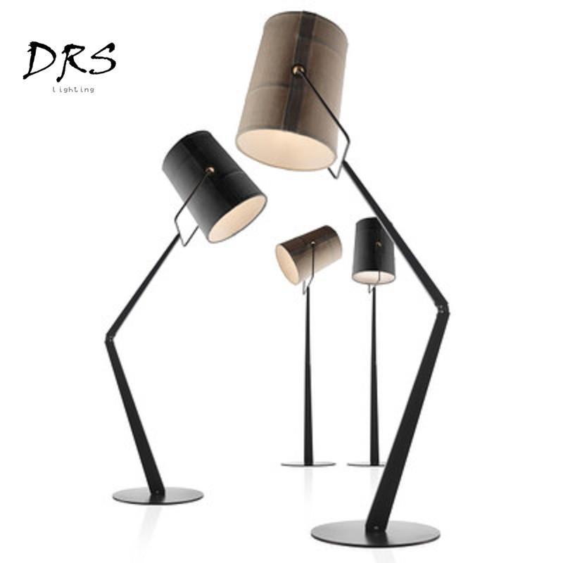 Creativo Lampadaire Tenedor Lámpara Diseños Artística Moderna Lambader De Italia Dormitorio Iluminación Pie Led 6f7gyYb