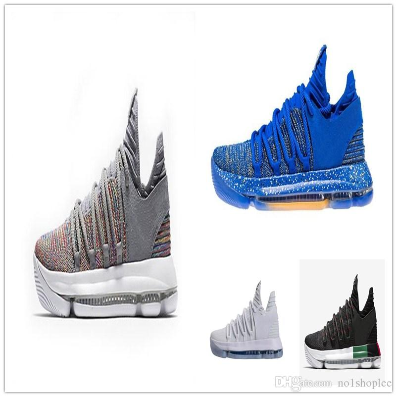 57177677bf05 2018 New Style Kevin Men S Kd X 10 Elite Men S Shoes Top Durant 10 Discount  Sneakers 40 46 Hot Sale Shoes Basketball Girls Basketball Shoes From  No1shoplee