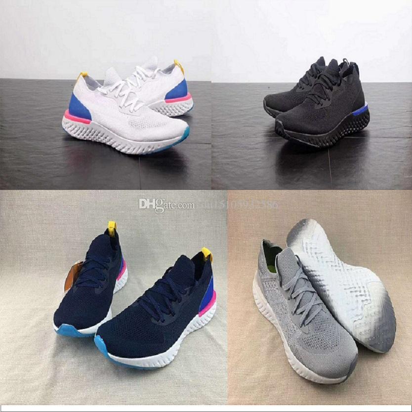7edee6b15d1e5 Newest Epic React Men Casual Shoes Women Instant Go Fly Breath Sport ...