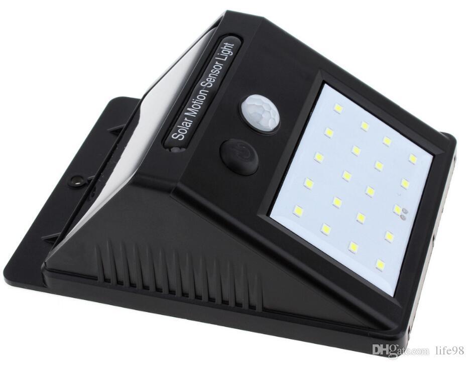 37 20LED Solar Powered Motion Sensor Light Outdoor Solar Led Flood Lights Spotlights Garden Patio Pathway Lamps Emergency Lighting