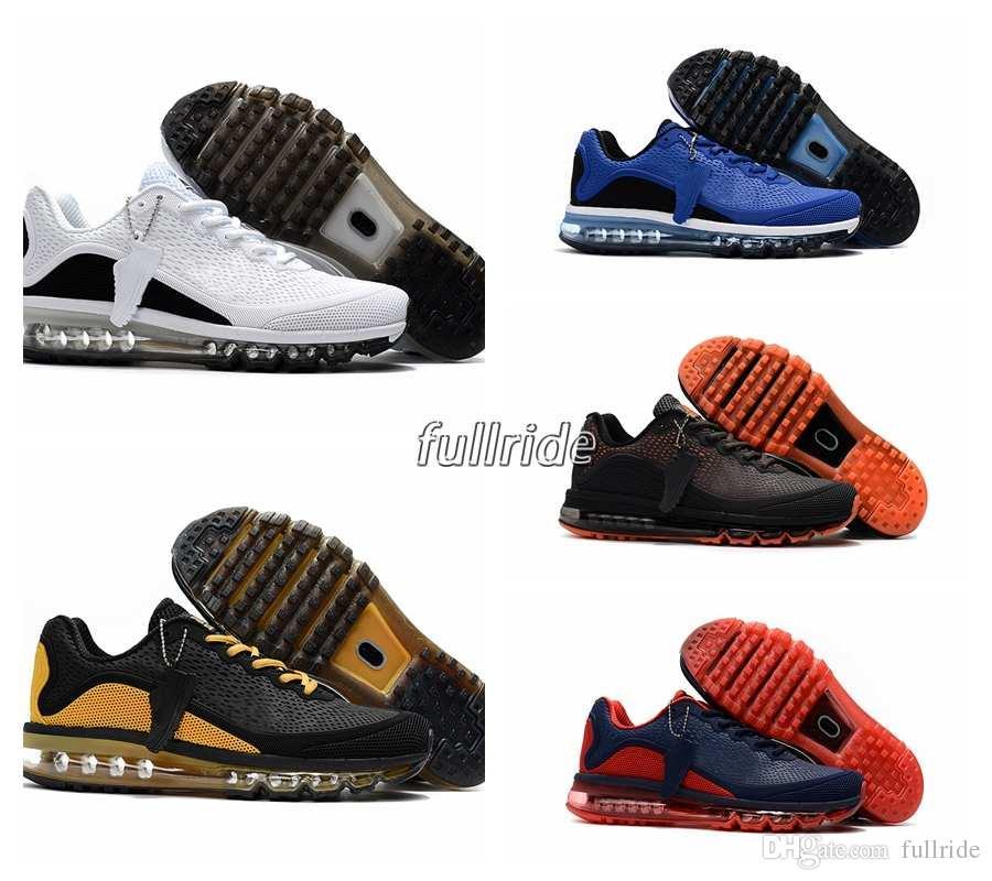 promo code f75ce f8a72 Compre Nike Air Max Vapormax Caliente 2017.5 Zapatillas De Deporte De Marca  Nombre Mexes Kpu Zapatillas Para Hombres Zapatillas De Entrenamiento Al Aire  ...